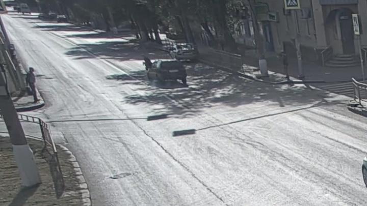 В Волгограде скончалась женщина, сбитая на пешеходном переходе