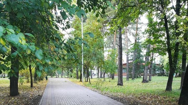 На улице Кирова завершили благоустройство сквера. Посмотрите, на что потратили 2,8 миллиона