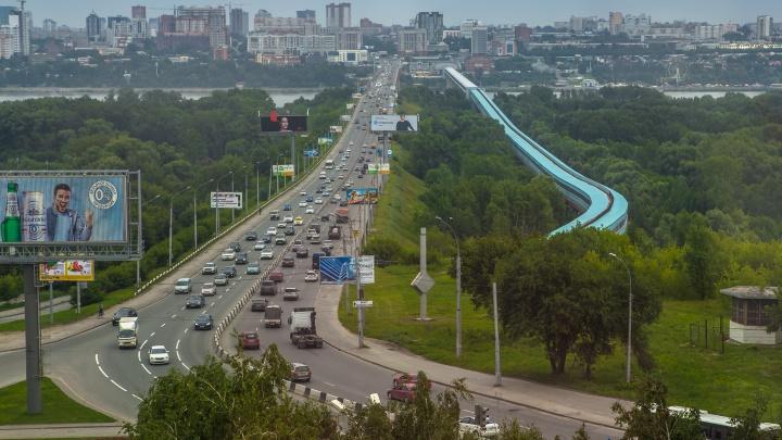 «Октябрьский мост будет недоступен для пешеходов»: мэр пообещал ограничения во время капитального ремонта