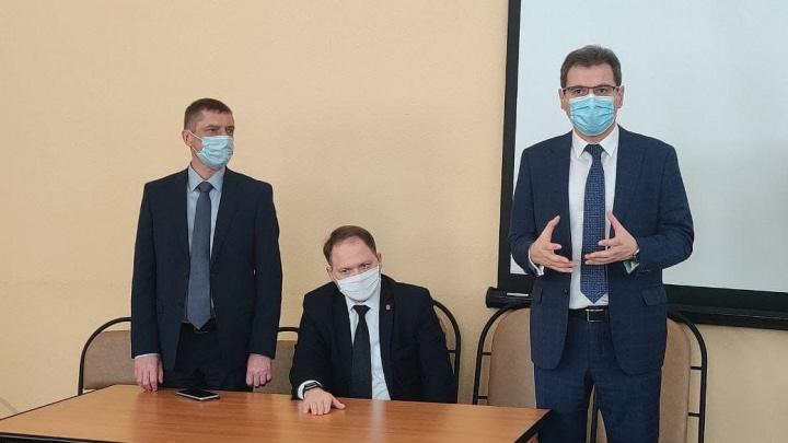 В горбольнице Чапаевска назначили нового главврача