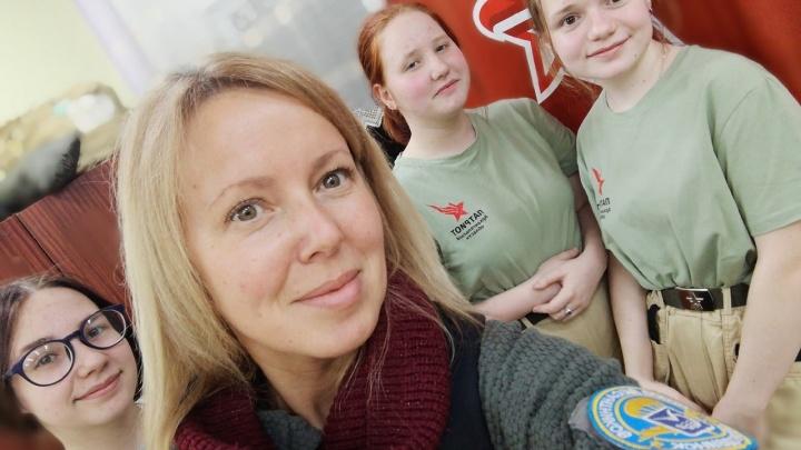«Юнармия — это не только строевая, но и творчество»: в Архангельской области запустили Школу юнкоров