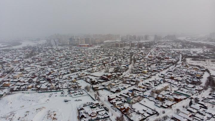 Первым районом Тюмени, где начнется реновация, может стать Старая Зарека