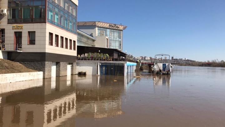 «Уфа готова к этой воде»: рассказываем, какие районы Башкирии всё еще находятся в зоне риска