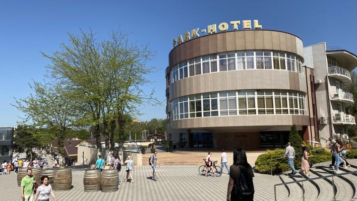 На курортах Кубани уже забронировали 90% номеров до 1 сентября