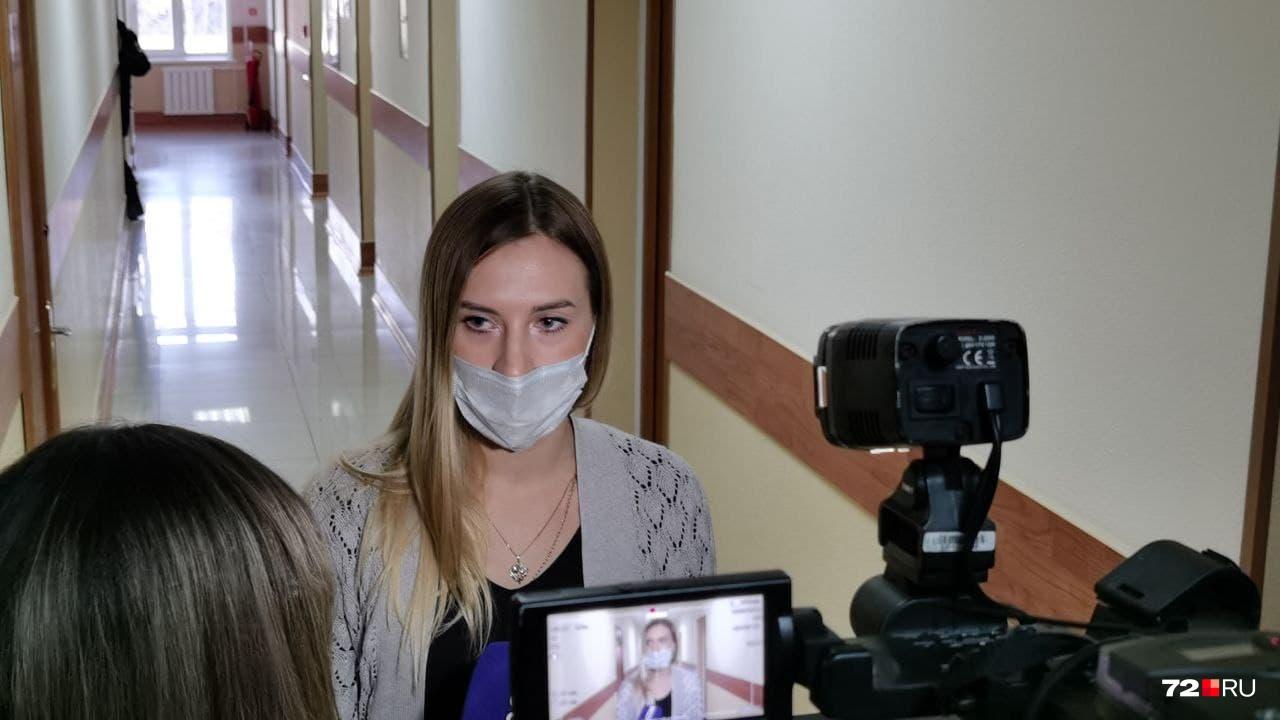 Анна — вдова растрелянного военного — намерена идти до конца и будет просить пожизненное для Шамсутдинова