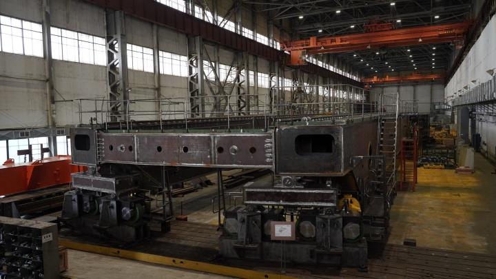 В Самарской области запустили производство оборудования для египетской АЭС