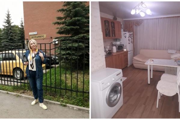 Женщина прожила в квартире на Степана Разина 18 лет, и теперь ей некуда идти