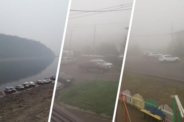Люди жалуются на недостаток чистого воздуха