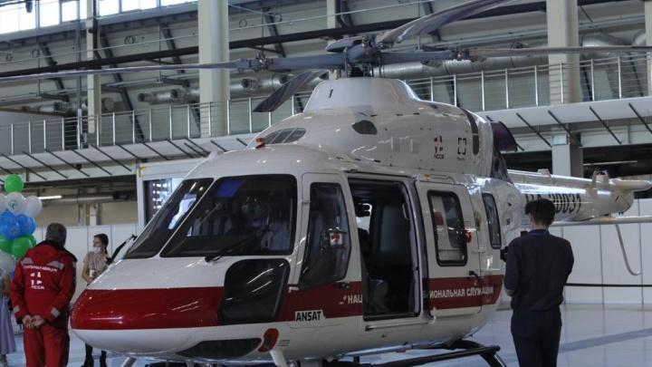 На севере Свердловской области будет круглосуточно дежурить вертолет. Объясняем зачем