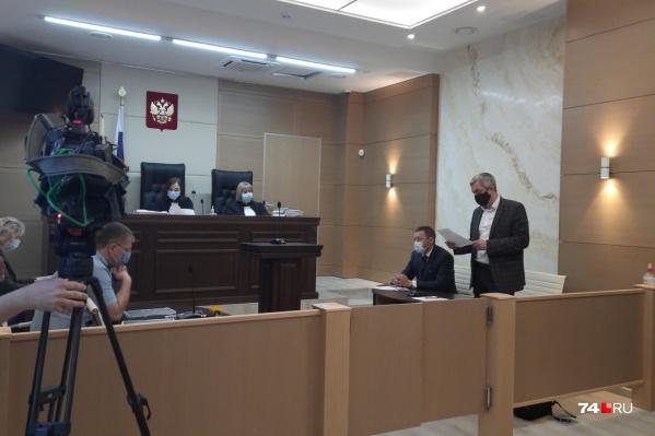 Ранее Владимир Казанцев заявил отвод всему составу Седьмого кассационного суда, сославшись на их заинтересованность в исходе процесса