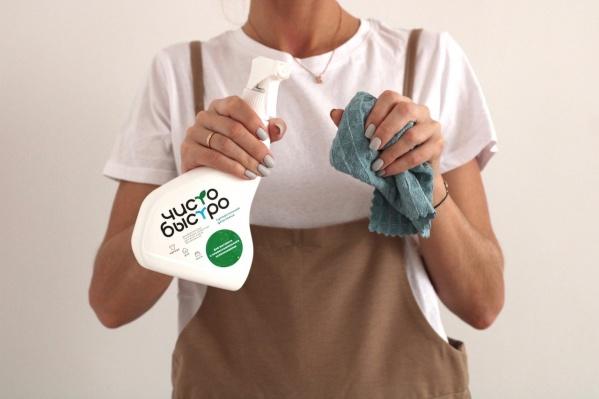 Это средство хозяйки используют для чистки помещений