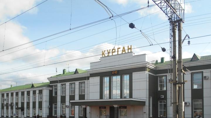 На железнодорожных вокзалах ЮУЖД в Курганской области продолжают действовать противоэпидемические меры