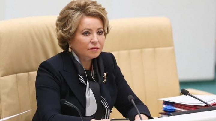 В Кузбасс прилетела Валентина Матвиенко. Рассказываем зачем