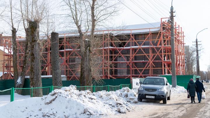 Круговорот подрядчиков: что будет с восстановлением Англиканской церкви и набережной в Соломбале