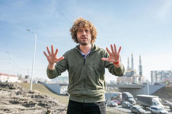 Обидчика российского блогера-урбаниста отправили под стражу