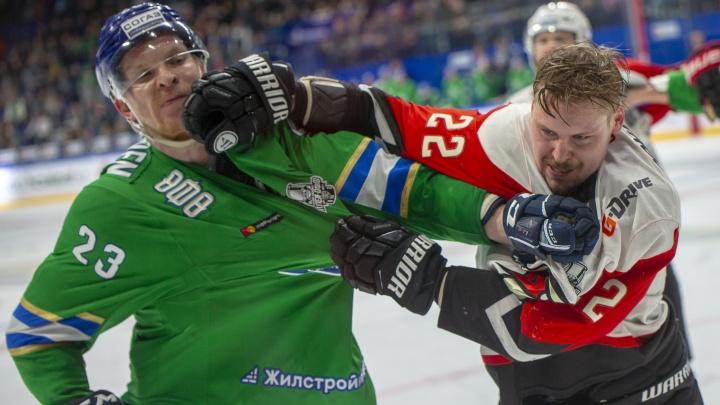 Власти Уфы потребовали выселения ХК «Салават Юлаев» из Дворца спорта из-за долгов