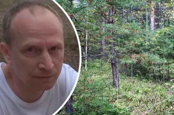 Пропавшего бизнесмена нашли мертвым в лесу