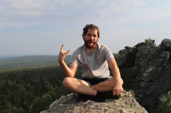 Олег побывал почти в 50 странах, но всё еще любит путешествовать по Уралу