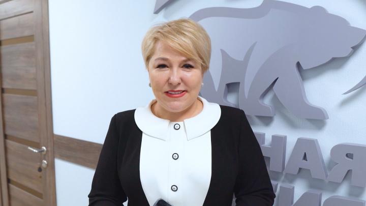 «Чужую работу всегда не видно»: депутат Ирина Гусева трогательно попрощалась с избирателями