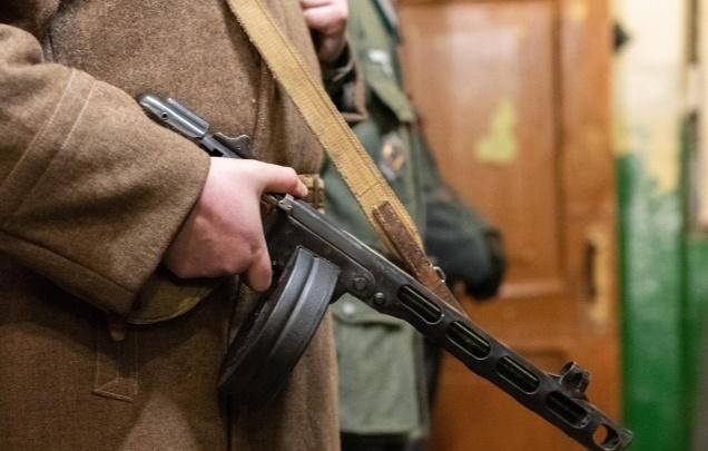 В Волгограде подменили «Артура Шмидта»: в подвале ЦУМа в 16-й раз пленили Паулюса