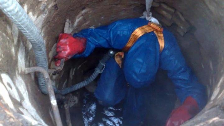 ТАСС: на очистных сооружениях под Таганрогом погибли семь рабочих