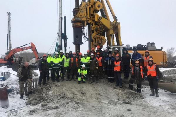 «СК24» работала на стройке ЛДС с ноября 2019 года по февраль 2020 года