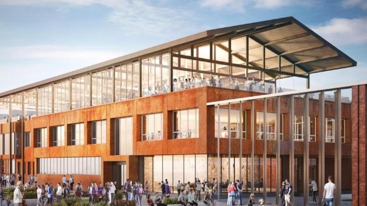 Пермские власти заключили контракт на строительство нового здания художественной галереи