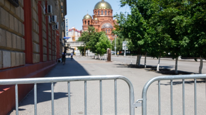 В Волгограде перекроют центр из-за репетиции парада Победы: по дорогам пройдет военная техника