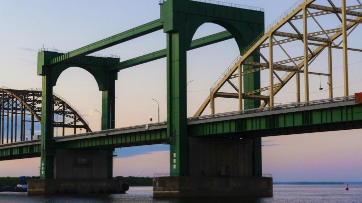 Краснофлотский мост закроют для автомобилей на две ночи