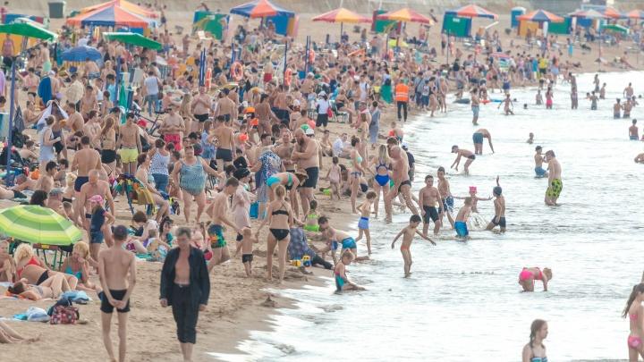 В Самаре хотят увеличить количество пляжей