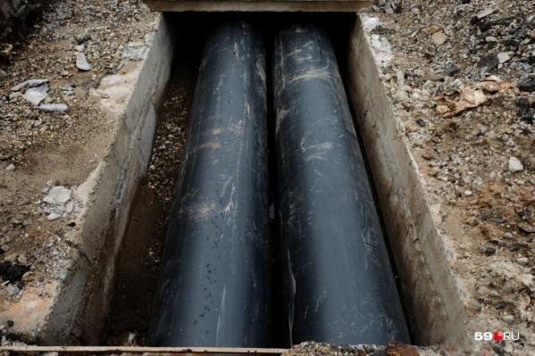 Отключат воду для ремонта сетей