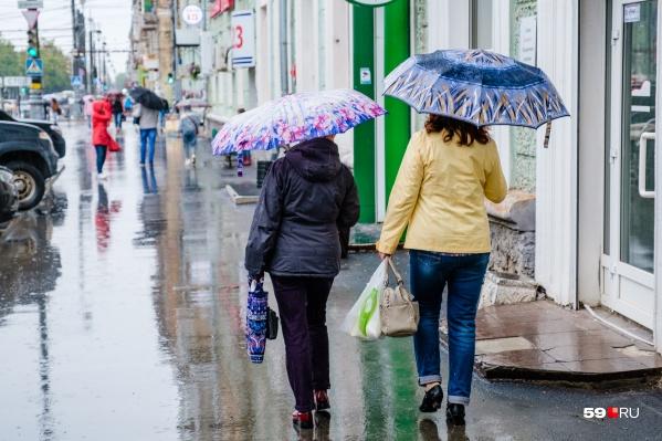 30 мая возможны дожди, а ночью — заморозки