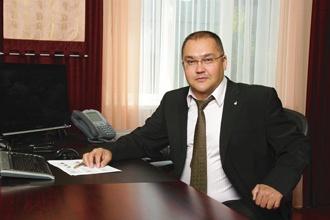 Директор АО «Набережночелнинский крановый завод» Марс Тимербулатов
