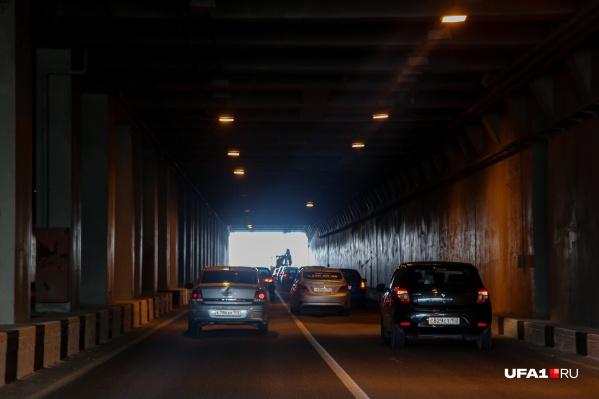 В надзорном ведомстве пришли к выводу, что условия в тоннеле могут привести к росту числа ДТП
