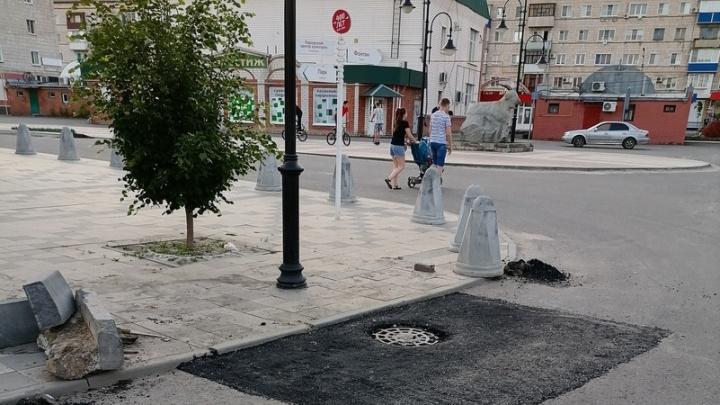 «Урюпинск надеется!»: в столице российской провинции после аномальных дождей переделывают ливневые канализации