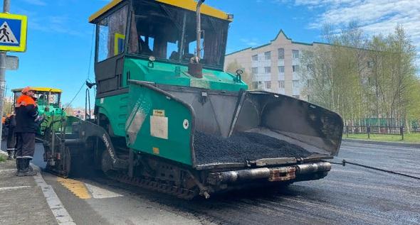 В Сургуте до конца июня дополнительно отремонтируют 9 участков дорог. Сделают это нефтяники