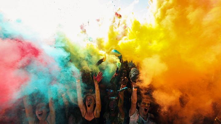 Лето, краски, инстаграм: в Челябинске пройдет самый яркий фестиваль для всей семьи