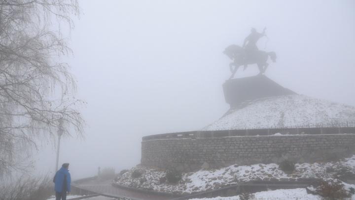 В Башкирии ожидается резкое потепление до нуля градусов