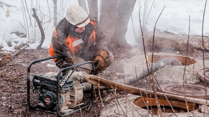 «Новогор» предупредил о росте числа коммунальных аварий в Перми из-за морозов