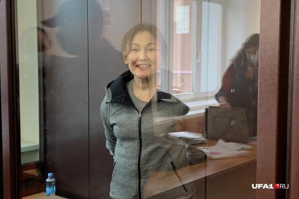 Рамиля Саитова была уверена, что сегодня судья отпустит ее домой