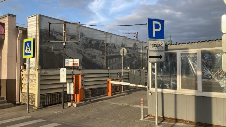 Краснодарцев начнут штрафовать за неправильную парковку в июне
