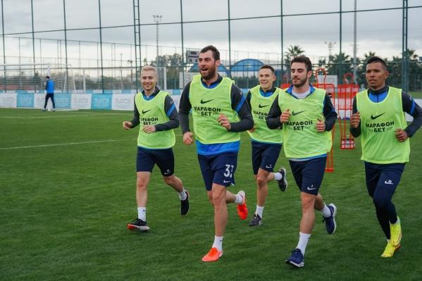 Волгоградский клуб покинули еще два игрока