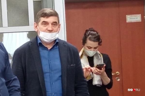 Дмитрий Левинский ранее был фигурантом уголовного дела о сносе гаражей на Разгуляе