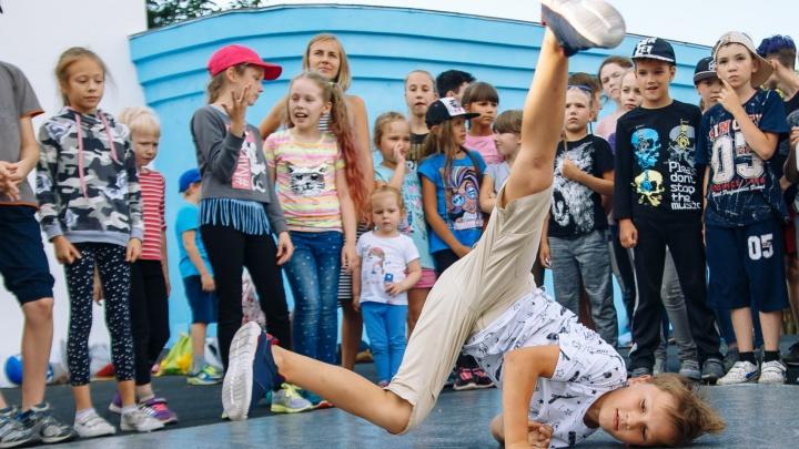 В конце мая возобновит работу челябинский хип-хоп лагерь