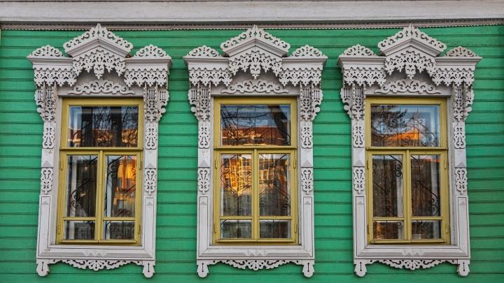 В Самаре откроют музей старинных деревянных наличников