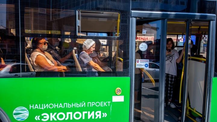 В микрорайоне челябинки, задавшей вопрос Путину, станет больше общественного транспорта