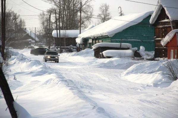 Трагедия произошла в одном из сел Мотыгинского района