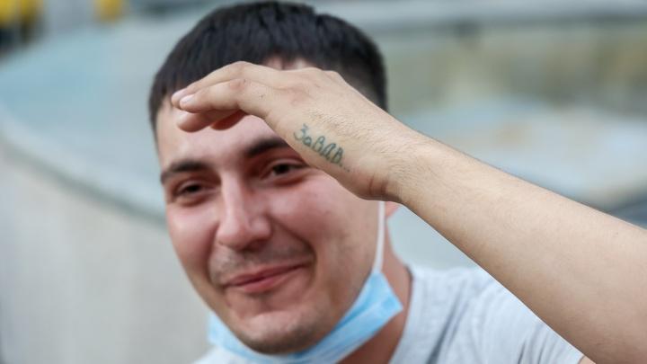 «Подуспокоились, слава богу»: как красноярские десантники отметили день ВДВ