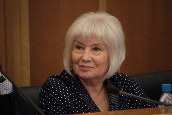 Галине Арбузовой было 73 года