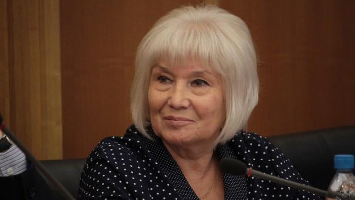 Умерла депутат думы Екатеринбурга Галина Арбузова. У нее был COVID-19
